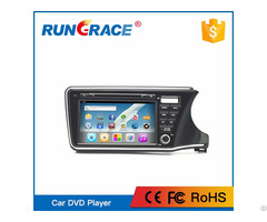 Android Interface Car Radio Gps Navigation Bt Usb For Honda City
