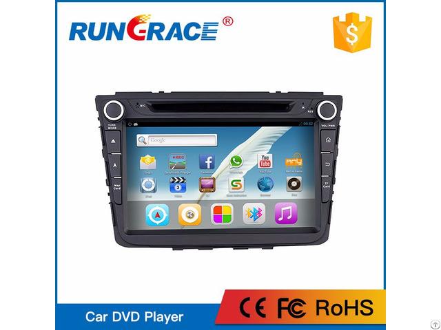 Rungrace Android 6 0 Car Dvd Player For Hyundai Ix25 Creta
