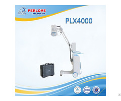 Mobile X Ray Machine Plx4000 With 100ma Current