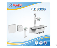 Most Competitive Price Chest Radiography X Ray Machine Pld5000b