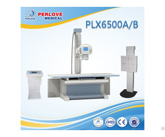 Radiography X Ray System Plx6500a B 500 650ma Current