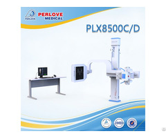 Digital X Ray With Chinese Flat Panel Detector Plx8500c D