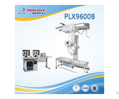 X Ray System Ceiling Suspended With Fpd Plx9600b