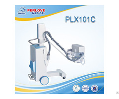 Mobile 100ma High Frequency X Ray System Plx101c