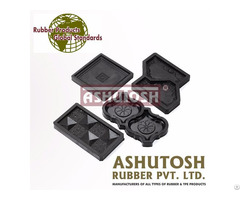 Rubber Moulds For Wall Tiles