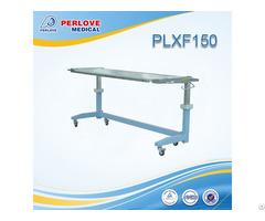 Factory Price X Ray Carm Fluoroscopy Bed Plxf150