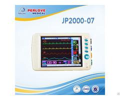 Medical Device Hospital Monitor Jp2000 07 For Vital Signals