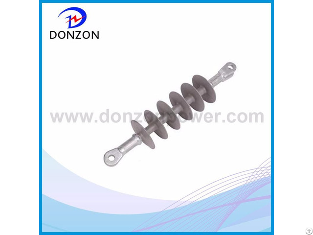 High Tensile Strength Solid 36kv Silicone Insulator