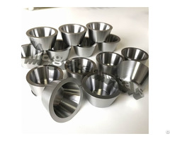 Reasonable Price With High Quality Molybdenum Crucible