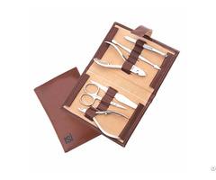Brown Manicure Kit