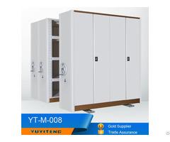 Fully Enclosed Warehouse Storage Rack
