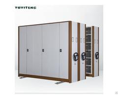 Mobile Library Furniture Office Metal File Shelf