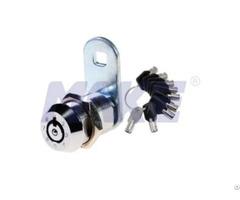 Brass 30mm Tubular U Change Magic Cam Lock