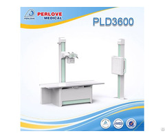 X Ray Dr Pld3600 With Radiography Table