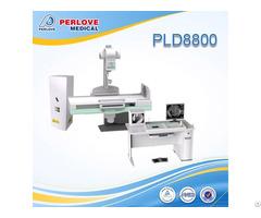 50kw Fluoroscopy Xray Machine Digital Unit Pld8800 Price