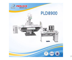 Portable Fpd Fluoroscopy Machine Pld8900 For D R And F