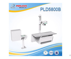 Cost Effective X Ray Radiography System Pld5800b Toshiba Tube