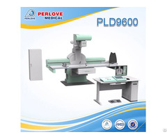 Famous Brand X Ray Fluoroscopy Radiography Pld9600