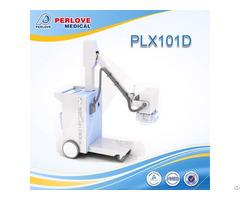 Rechargeable X Ray System Plx101d For Outdoor Radiography