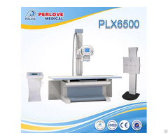 Ce Certificated Fixed Chest X Ray Unit Plx6500