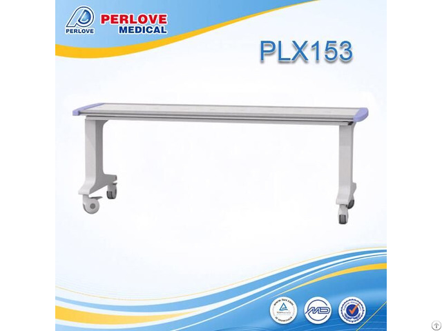 Digital X Ray System Bed Plxf153 With Ce