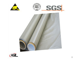 The Latest Esd Silver Fiber Conductive Fabric