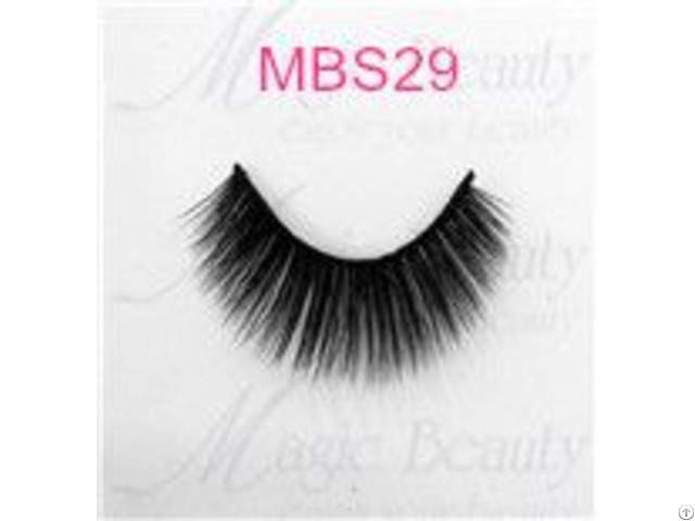 3d Synthetic Daily Use Silk Lashes Mbs29 From Magic Beauty Make Up