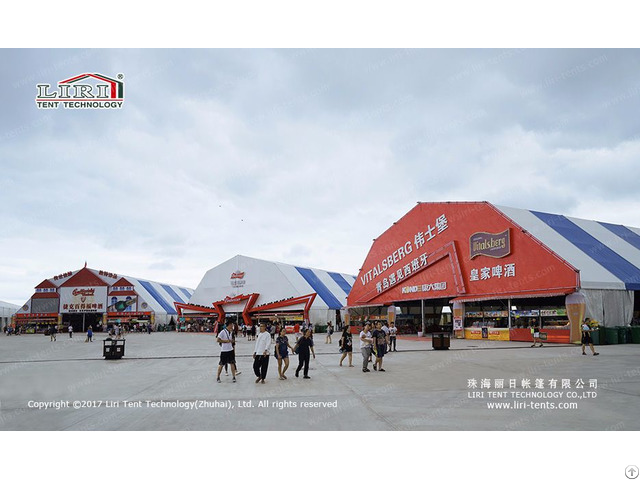 Nice Aluminum Liri Ttent Technogy Exhibition Tent For Sale