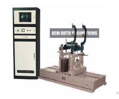 Hard Bearing Belt Drive Dynamic Balancing Machine