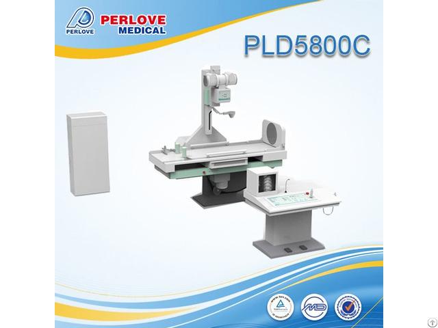 Fluoroscopy X Ray Unit Pld5800c For Gastrointestional