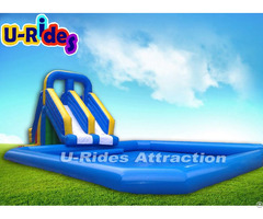 Inflatable Water Park For Ground