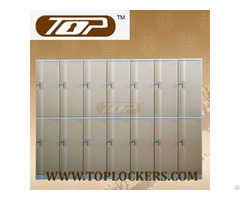 Double Tier Abs Plastic Cabinet