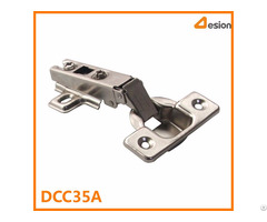 35mm Cup Full Overlay Concealed Hinge Slide On Type