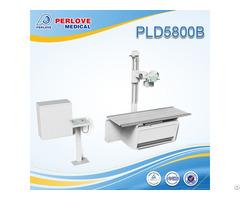 Chest Stationary X Ray Machine Supplier Pld5800b