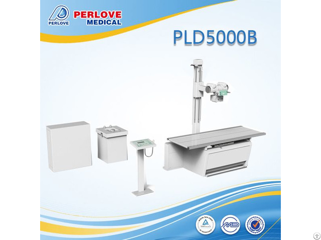 Cheap X Ray Imaging System Pld5000b With Bucky Stand