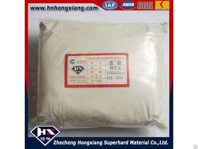 Diamond Micron Powder Polishing