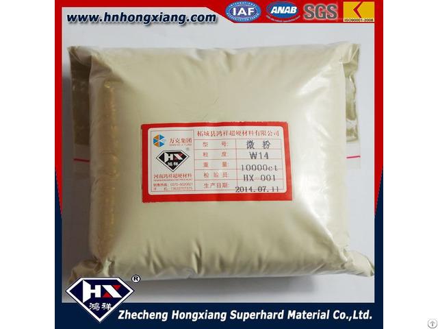 Syntehtic Diamond Micron Powder Polishing