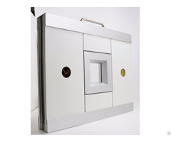 Clean Room Door Made By Aluminum Honeycomb Core Panels
