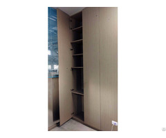 Aluminum Honeycomb Closet With Coverage