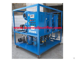 Vacuum Purification System For Transformer Oils