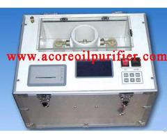 Transformer Dielectric Oil Breakdown Voltage Tester