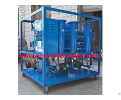 Enclosed Type Vacuum Transformer Oil Filter Machine