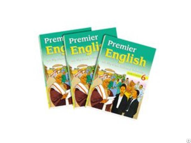 Custom Textbooks Printing School Supply