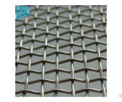 Stainless Steel Crimped Wire Screen Mesh Cloth