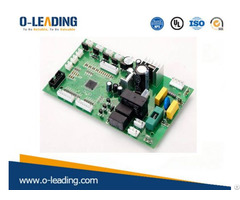 Printed Circuit Assembly In China 6layer Board With Immersion Tin Finished