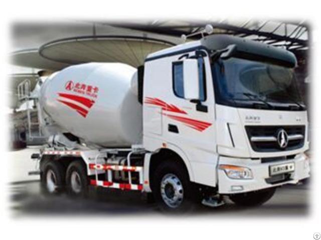 Beiben V3 Series Concrete Mixer Tiema Heavy Duty Trucks Parts