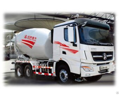 Beiben V3 Series Concrete Mixer Tiema Heavy Duty Trucks Parts