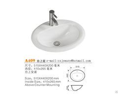 China Vanity Top Wash Basin Suppliers