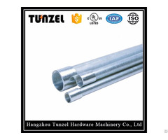 "China Suppliers Bulk Sales Hot Dip Galvanized Steel Conduit Rigid 4"" Tube"