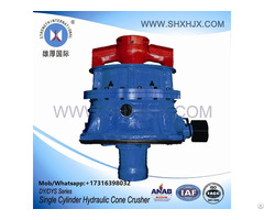 Dy Series Single Cylinder Hydraulic Cone Crusher